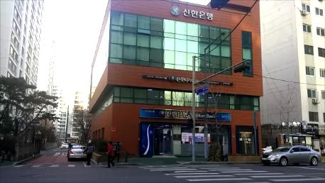 韓国 口座開設 通帳