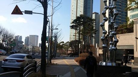 韓国 銀行