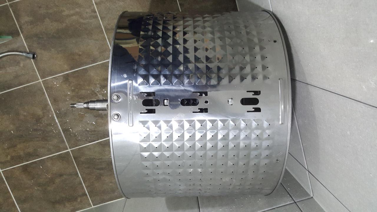 韓国 洗濯機 洗浄