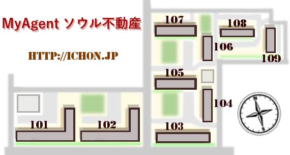 江村アパート 図面