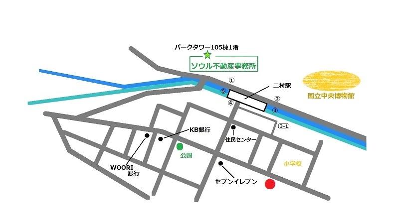 PIECE 地図