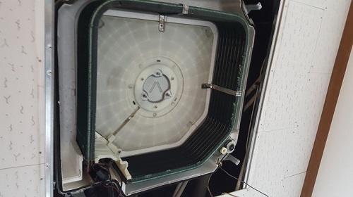 韓国 エアコン 掃除