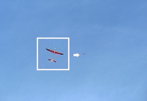 自由機、飛行中~! その3。
