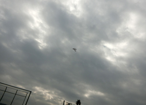 エンテ180飛んでるトコ。 その2。