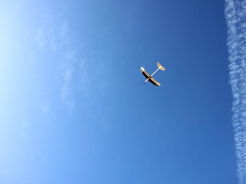 kh-1605s、飛んでるトコ。 その1!