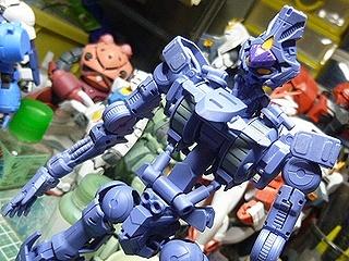 ガンダムキマリス (ブースター装備)02