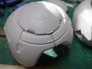 ガンダムキマリス (ブースター装備)05