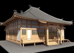 浄土寺 パース