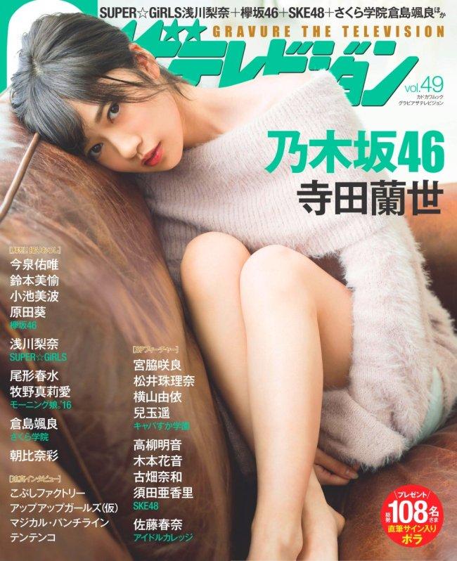 G(グラビア)ザテレビジョン vol.49