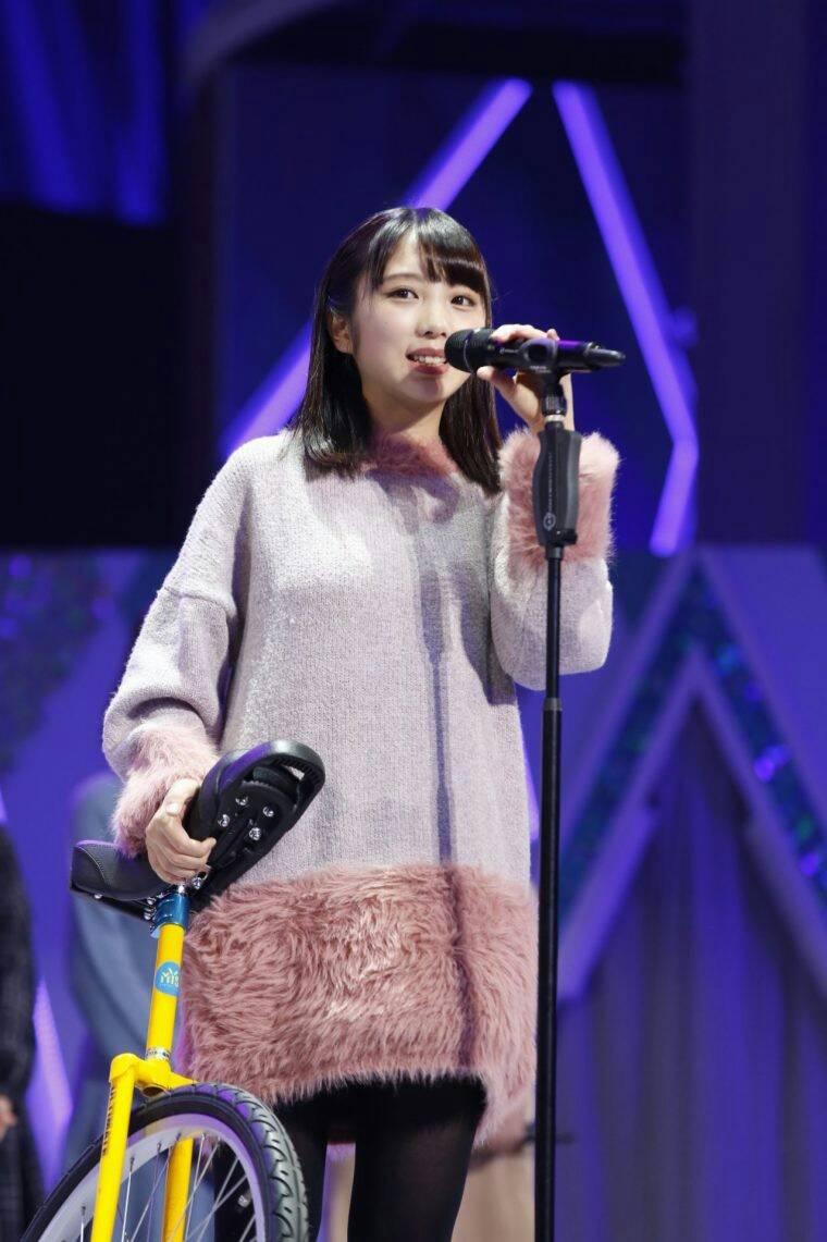 乃木坂46 3期生「お見立て会」 与田祐希