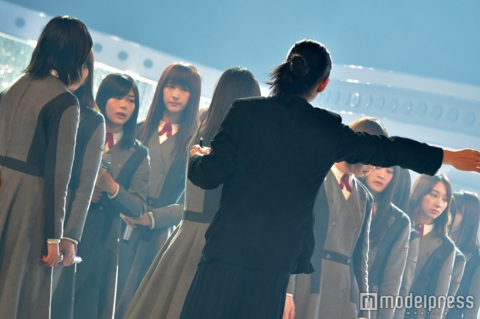 欅坂46 紅白リハ2