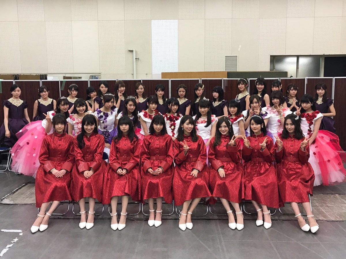 乃木坂46 紅白集合写真