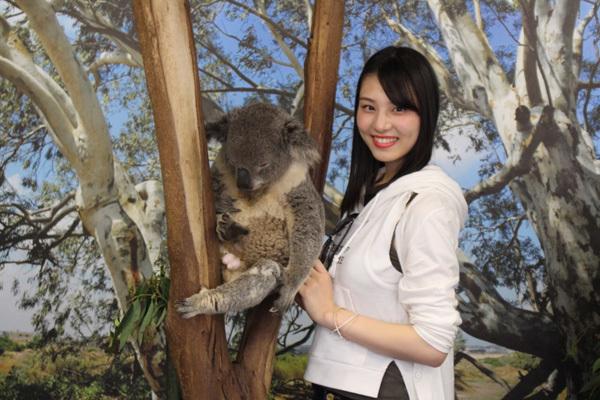 相楽伊織 オーストラリア一人旅