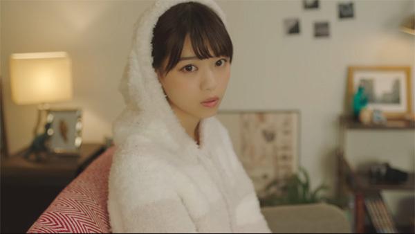 【WEB限定】しまるボトルシリーズ 西野七瀬「甘える彼女と」篇