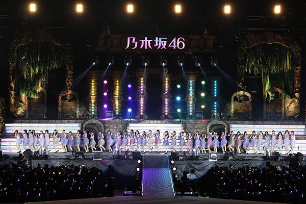 M-ON! LIVE 乃木坂46 「真夏の全国ツアー2014 Final!@明治神宮野球場」