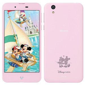 002_Disney Mobile on docomo DM-01J