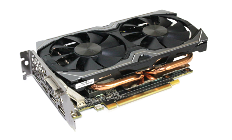 ZOTAC Geforce GTX 1060 6GB AMP Edition_IMG_5971