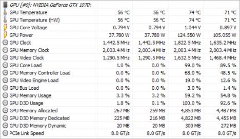 GX 1070 GTA5 最高設定_temp24 c_t