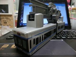 湘南モノレール5000系ブルーライン