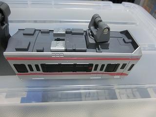 「湘南モノレール5000系」車両