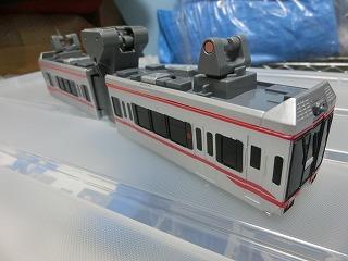 「湘南モノレール5000系」車両④