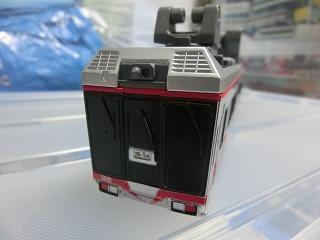 「湘南モノレール5000系」車両⑥