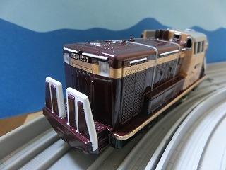 完成した「わたらせ渓谷鉄道 DE10 1537号機」
