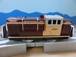 完成した「わたらせ渓谷鉄道 DE10 1537号機」④