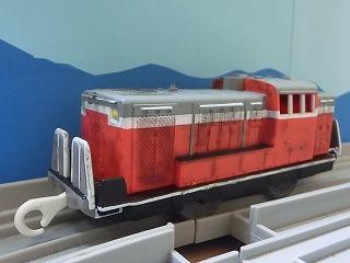 塗装作業が終了した「わたらせ渓谷鉄道 DE10 1678号機」