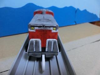 ナンバー転写後の「わたらせ渓谷鉄道 DE10 1678号機」