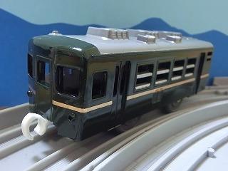 「パレオエクスプレス用客車」スハフ12(2両)③