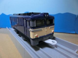 プラレール「EF60-19号機」一般色②