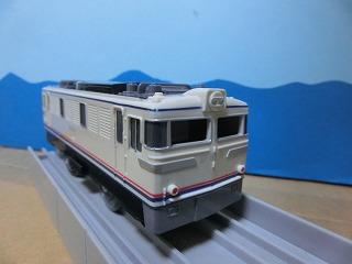 プラレール「EF60-19号機」やすらぎ色