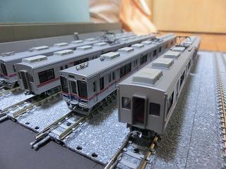 マイクロエース 京成3500形更新車(基本4両)②