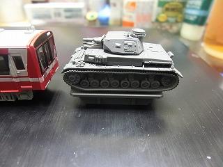 2台目の戦車