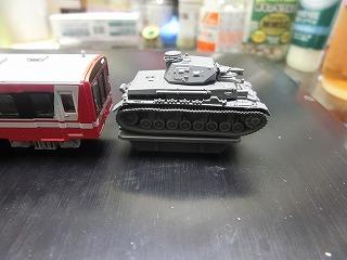 2台目の戦車②