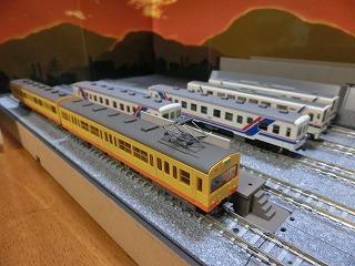 N化後の鉄コレ「三岐鉄道601形」④