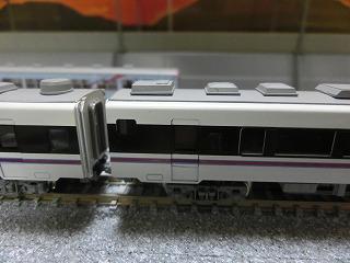 ドア部塗装加工後の鹿島臨海鉄道7000系