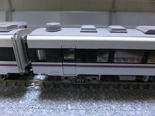 ドア部塗装加工後の鹿島臨海鉄道7000系④