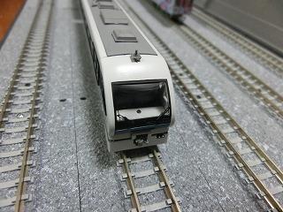 ワイパー取り付け後の鹿島臨海鉄道7000系