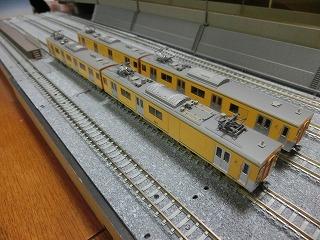サーチライト搭載の701&702