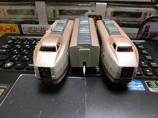 プラレール IZU CRAILE(伊豆クレイル) 車両