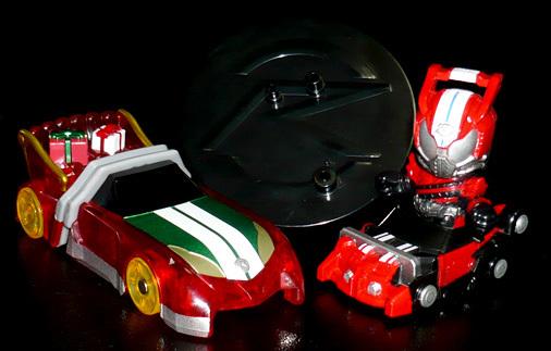 仮面ライダードライブ タイプスピード/トライドロン