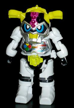 仮面ライダーレーザー バイクゲーマー レベル1