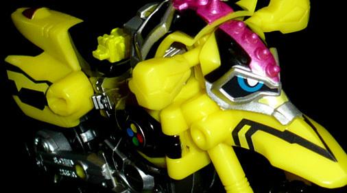 仮面ライダーレーザー バイクゲーマー レベル2
