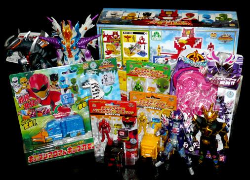 2017年 ドン・キホーテ 男の子おもちゃ詰め合わせセット