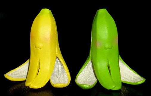 奇譚クラブ バナナの萌えポーズが異様にかわいい件