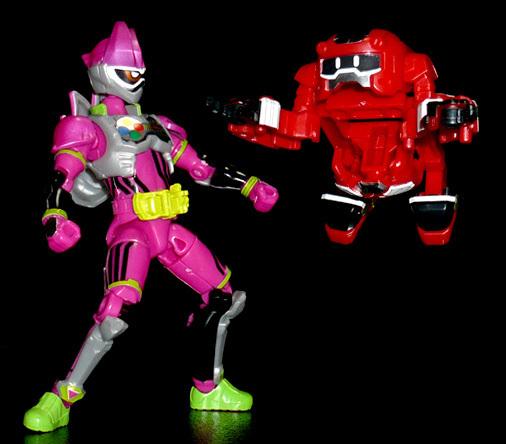 仮面ライダーエグゼイド アクションゲーマー レベル2&ロボットゲーマ