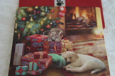 博子さん2016クリスマスカード