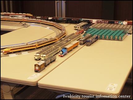 いわきの鉄道コーナー2